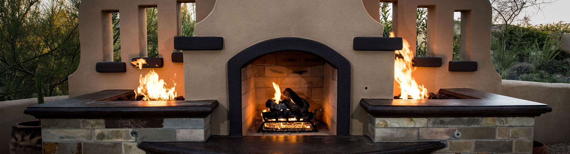 Fireplace Concept to Completion