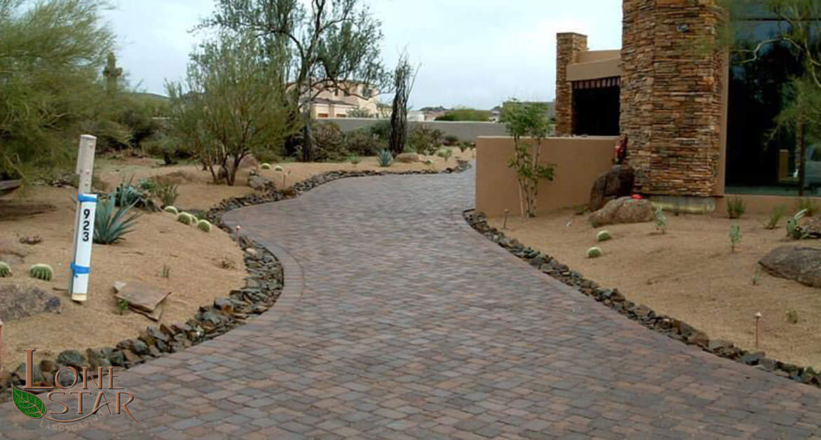 Types of Pavers We Offer