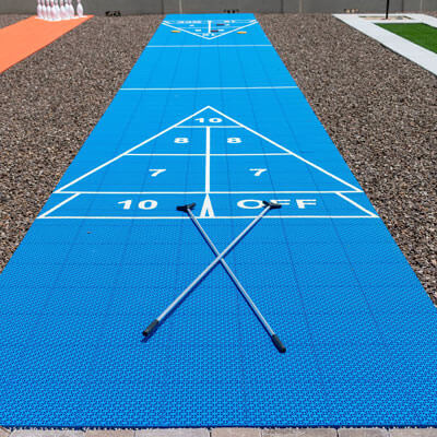 Shuffleboard Sport Court Phoenix Arizona