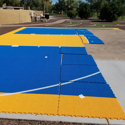 Sport Court Designers Phoenix