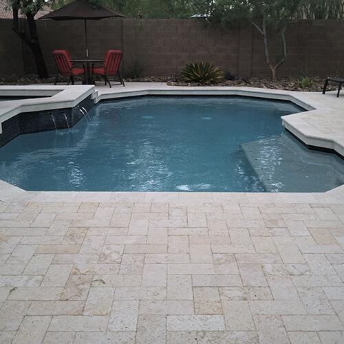 Pavers Around Pools